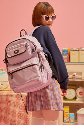 WHO.A.U バックパック・リュック ☆WHO.A.U☆  カジュアル バックパック  Multiple Backpack(2)