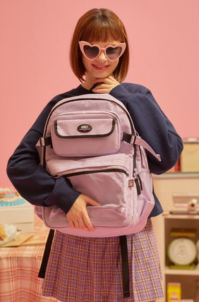 WHO.A.U バックパック・リュック ☆WHO.A.U☆  カジュアル バックパック  Multiple Backpack(3)