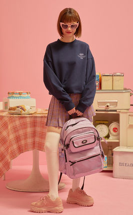 WHO.A.U バックパック・リュック ☆WHO.A.U☆  カジュアル バックパック  Multiple Backpack(4)
