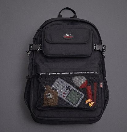 WHO.A.U バックパック・リュック ☆WHO.A.U☆  カジュアル バックパック  Multiple Backpack(6)