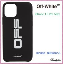 Off-White ☆ OFF プリント iPhone 11 Pro Max ケース