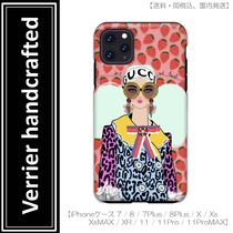 Verrier handcrafted IN GUCCI WE TRUST  iPhoneケース