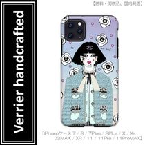 Verrier handcrafted  IN CHANEL WE TRUST  iPhoneケース