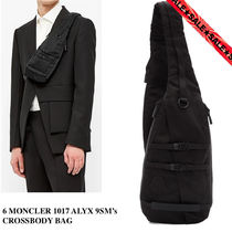 《SALE》6 MONCLER 1017 ALYX 9SM CROSSBODY BAG