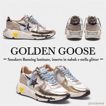 GOLDEN GOOSE★Sneakers Running  laminate/ラメスニーカー