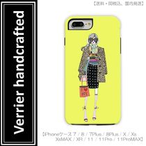 Verrier handcrafted iPhone  ケース