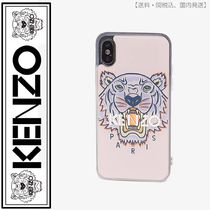 KENZO(ケンゾー)iPhone X/XS Tiger case(ピンク)