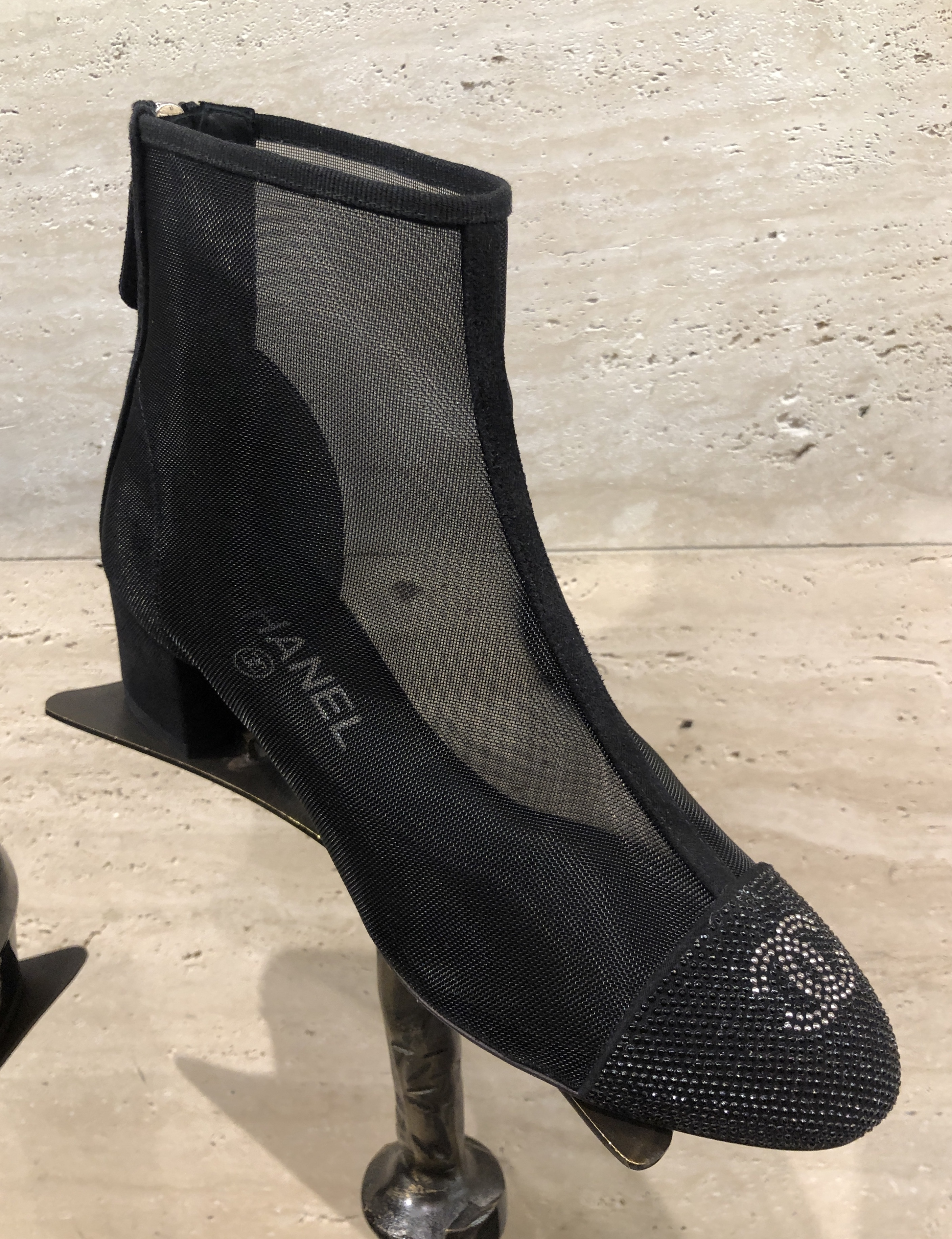 Shop CHANEL 2020 Cruise Boots Boots by