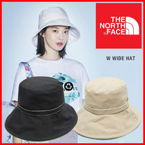 THE NORTH FACE☆W WIDE HAT_NE3HL04
