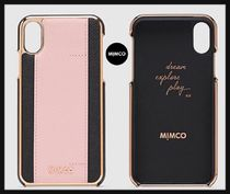 MIMCO★SUBLIME HARD CASE FOR IPHONE X/XSカード収納可能