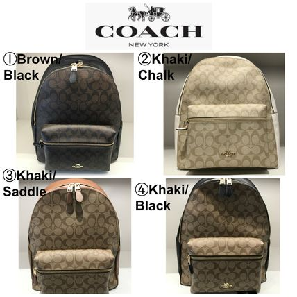 Coach バックパック・リュック 【COACH】●大変お買い得●F58314●CHARLIE BACKPACK