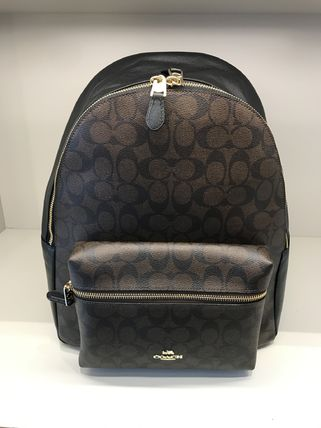 Coach バックパック・リュック 【COACH】●大変お買い得●F58314●CHARLIE BACKPACK(2)