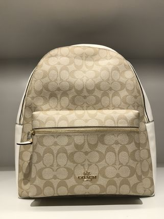 Coach バックパック・リュック 【COACH】●大変お買い得●F58314●CHARLIE BACKPACK(4)