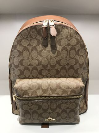 Coach バックパック・リュック 【COACH】●大変お買い得●F58314●CHARLIE BACKPACK(6)