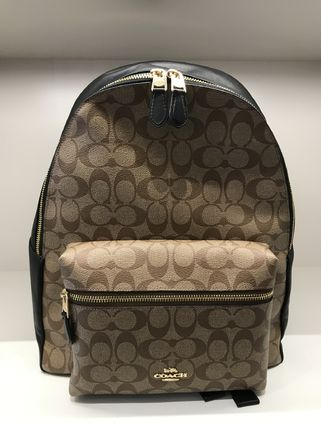Coach バックパック・リュック 【COACH】●大変お買い得●F58314●CHARLIE BACKPACK(8)