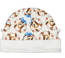 Baby Fawn Print Hat