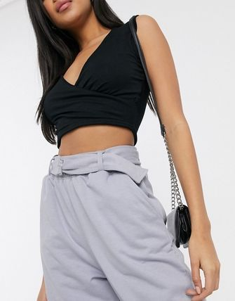 ASOS ボトムスその他 Missguided☆ジョガー Grey☆関税込み(3)