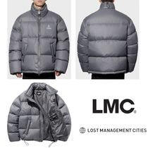 大人気 ★LMC★ GLOBE SHORT DOWN PARKA /Gray