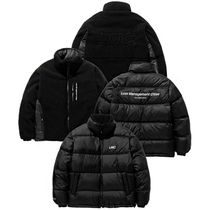 大人気 ★LMC★ BOA FLEECE REVERSIBLE DOWN PARKA /Black