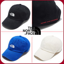 【THE NORTH FACE】 ★ロゴソフトキャップ★ 追跡可