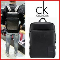 ★CALVIN KLEIN★ACC COATED SLIM BACKPACK/ HH1695-001