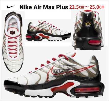 online store sports shoes newest NIKE】 大人も履ける Nike Air Max Plus ☆エアマックスプラス ...
