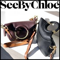 ★手元在庫あり【SEE BY CHLOE】 Monroe Small Bag 2way