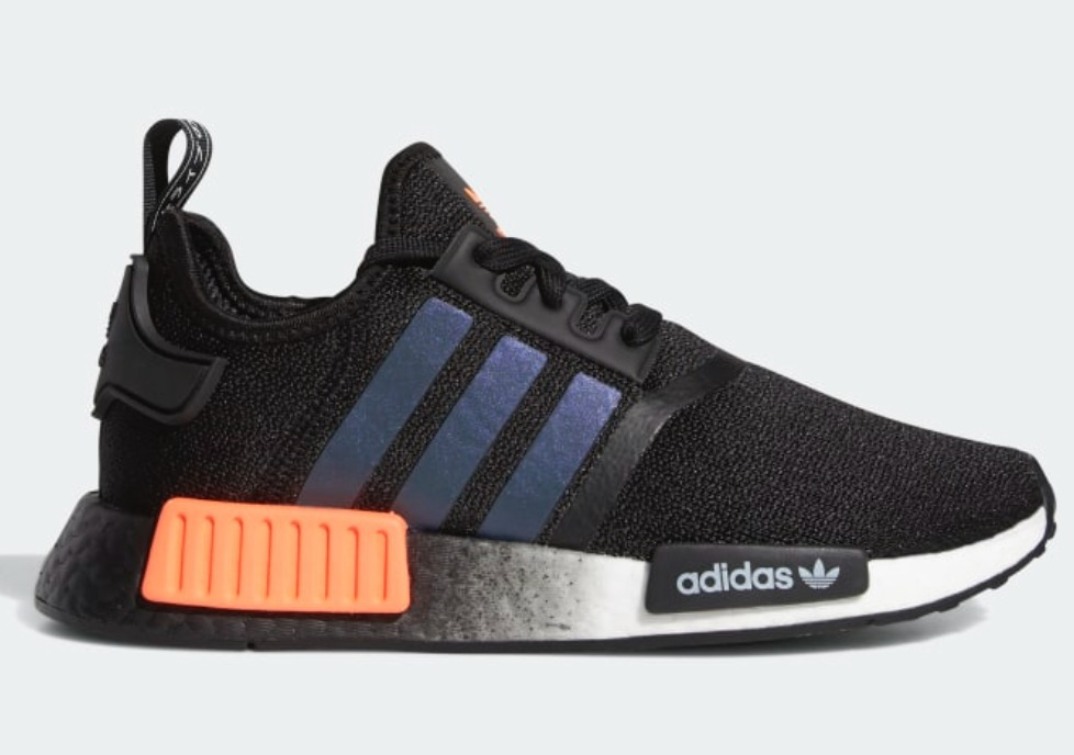Shop Adidas Nmd 2020 Ss Blended Fabrics Kids Girl Sneakers By
