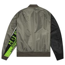 完売直前★HUF×UNITED ARROWS DOWNHILL-2 MA-1 JACKET