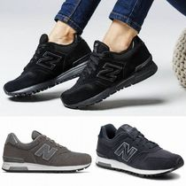 【New Balance】WL565CD/WL565ED★ブラック/グレー