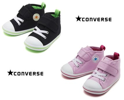 CONVERSE ベビースニーカー ☆国内発送 正規品 CONVERSE BABY ALL STAR N NEONACCENT 2color