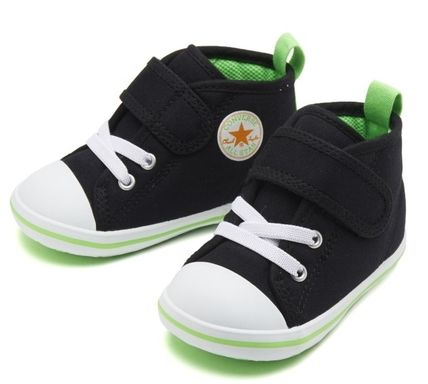 CONVERSE ベビースニーカー ☆国内発送 正規品 CONVERSE BABY ALL STAR N NEONACCENT 2color(2)
