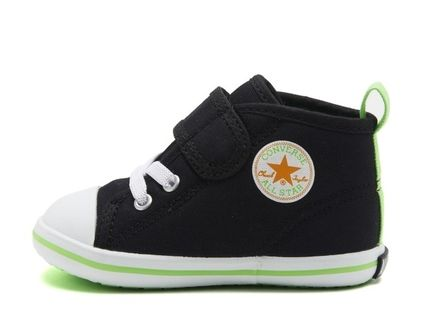 CONVERSE ベビースニーカー ☆国内発送 正規品 CONVERSE BABY ALL STAR N NEONACCENT 2color(3)