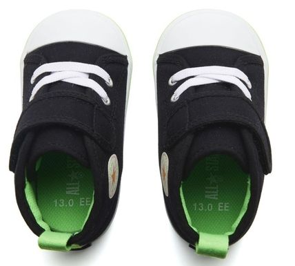 CONVERSE ベビースニーカー ☆国内発送 正規品 CONVERSE BABY ALL STAR N NEONACCENT 2color(4)