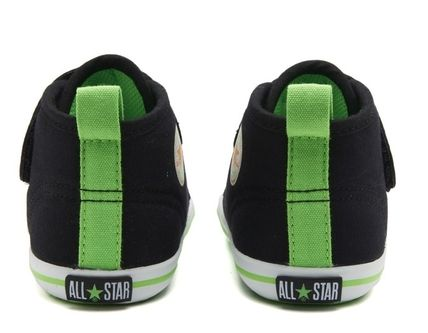 CONVERSE ベビースニーカー ☆国内発送 正規品 CONVERSE BABY ALL STAR N NEONACCENT 2color(5)