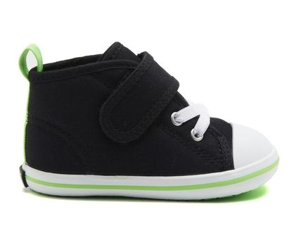 CONVERSE ベビースニーカー ☆国内発送 正規品 CONVERSE BABY ALL STAR N NEONACCENT 2color(7)