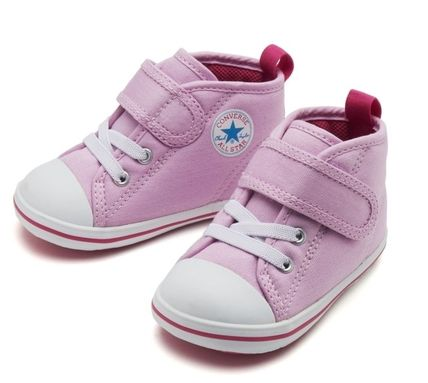 CONVERSE ベビースニーカー ☆国内発送 正規品 CONVERSE BABY ALL STAR N NEONACCENT 2color(8)