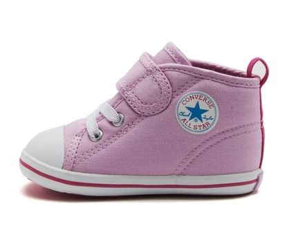 CONVERSE ベビースニーカー ☆国内発送 正規品 CONVERSE BABY ALL STAR N NEONACCENT 2color(9)