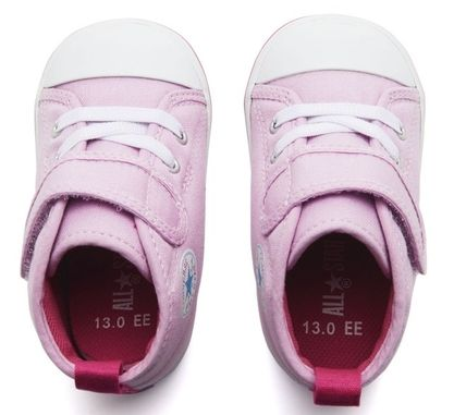 CONVERSE ベビースニーカー ☆国内発送 正規品 CONVERSE BABY ALL STAR N NEONACCENT 2color(10)