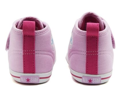 CONVERSE ベビースニーカー ☆国内発送 正規品 CONVERSE BABY ALL STAR N NEONACCENT 2color(11)