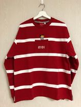 限定コラボ☆ oioi x Disney POCKET STRIPE LONG SLEEVE/全3色