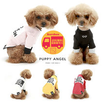 UPPY ANGEL DO NOT TOUCH Layered Round T-Shirt BBN181 追跡付