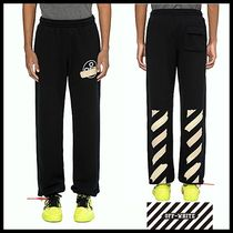【OFFWHITE】履きやすくてお洒落♪/TAPE ARROWS SWEATPANTS/20SS