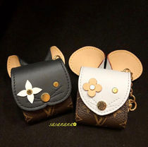 CAT RAT EARPHONES CASE ヴィトン AirPodsケース 国内発送 2020C