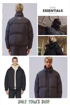 ★最新作★Fear Of God ESSENTIALS PUFFER JACKET