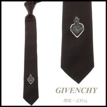 【GIVENCHY】ハート デザイン ネクタイ 関税/送料込