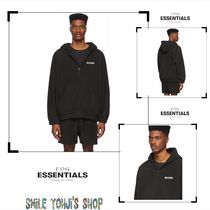 ★最新作★FOG Essentials Polar Fleece Zipper Pullover