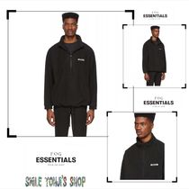 ★最新作★FOG Essentials Polar Fleece Half Zipper Pullover