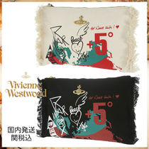 Vivienne Westwood★WORLD MAP POUCH Made in Kenya ポーチ