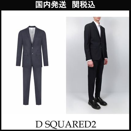 D SQUARED2 スーツ 国内発送 D SQUARED2 ストレッチ スーツ